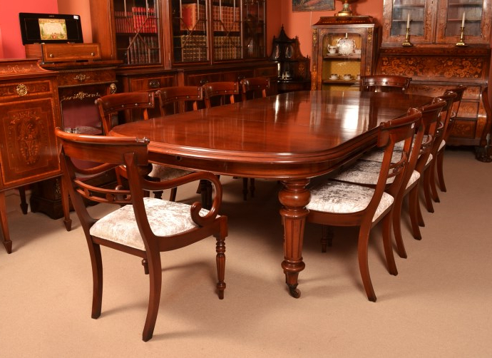 Well Known Solid Mahogany Dining Table And Chairs – Mahogany Dining Table For Mahogany Dining Table Sets (View 3 of 20)
