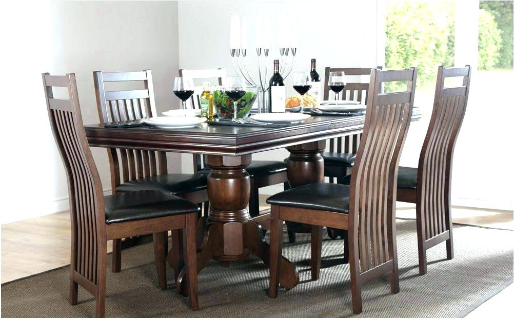 Well Known Solid Wood Dining Table And 8 Chairs Black Dining Room Table And 8 Throughout Solid Dark Wood Dining Tables (View 10 of 20)