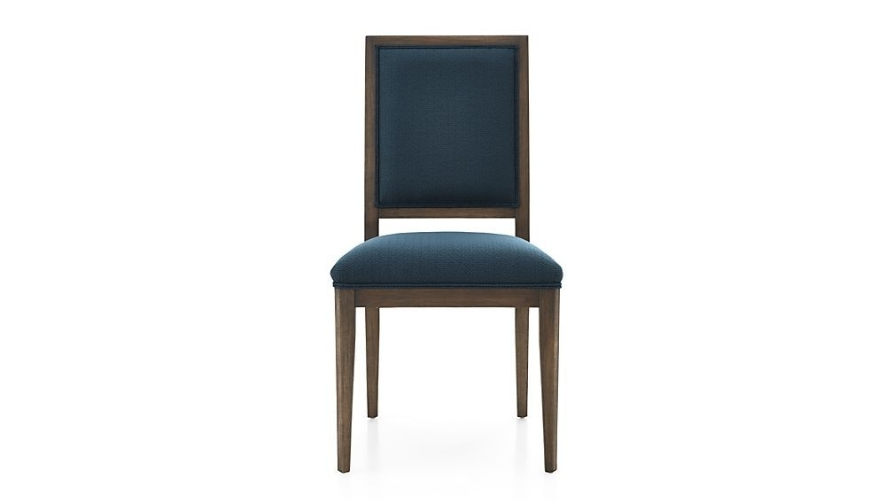 Well Known Sonata Pinot Lancaster Grey Dining Side Chair (View 4 of 20)
