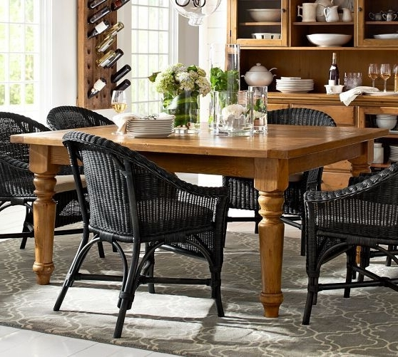 Well Known Sumner Square Fixed Dining Table (View 20 of 20)