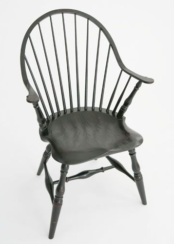 Well Known Swift Side Chairs In Stephen Swift Bowback Chair Example Madenorm (View 18 of 20)