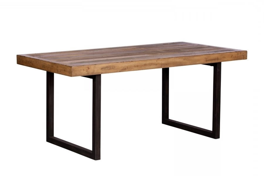 Well Known Trinity 180cm Dining Table (View 4 of 20)