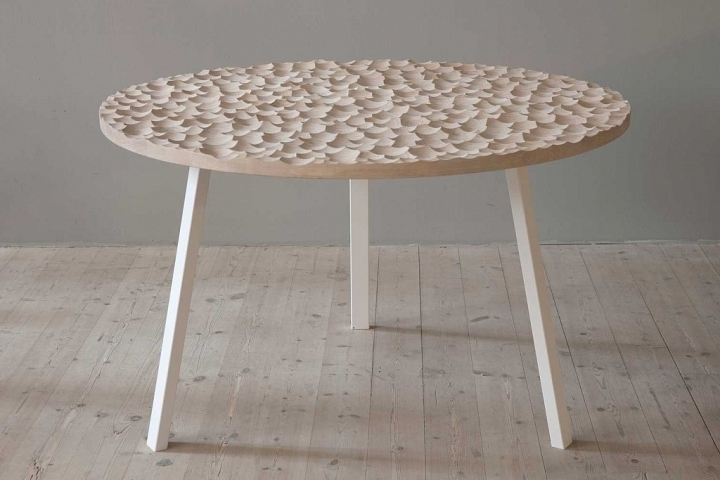 Well Known Umami Dining Tablesofia Almqvist Intended For Cork Dining Tables (View 19 of 20)