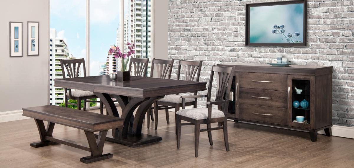 Well Known Verona Dining Room Collectionhandstone< Within Verona Dining Tables (View 20 of 20)