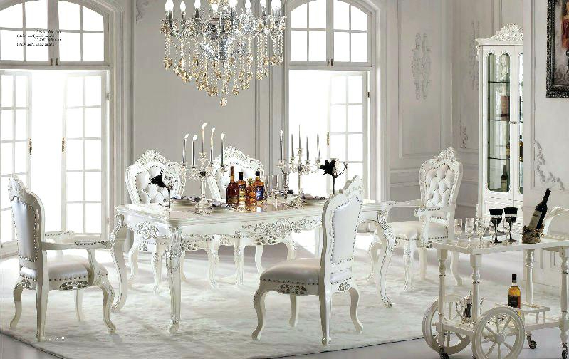 Well Known White Dining Tables Sets For Antique White Dining Room Sets Table Set Formal High Resolution (View 15 of 20)
