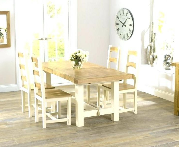 Well Known Winsome Cream Round Dining Table And Chairs Glass 4 Leather In Cream Dining Tables And Chairs (View 19 of 20)