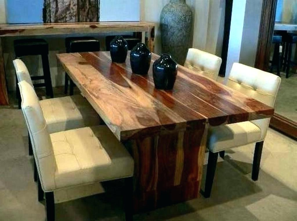 Well Known Wood Dining Tables For Dining Room Solid Dining Table And Chairs Cherry Wood Dining Room (View 18 of 20)