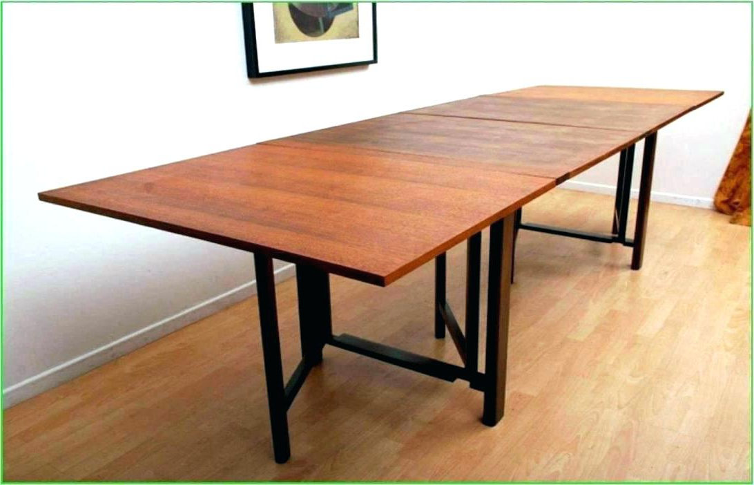Well Known Wood Folding Dining Table Design Pictures Large Size Of Ta Intended For Large Folding Dining Tables (View 18 of 20)