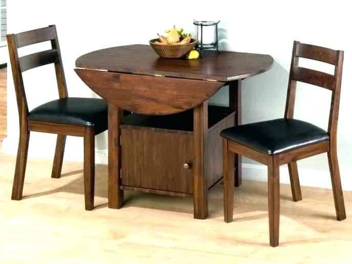 Well Known Wood Folding Dining Tables Intended For Folding Dining Table And Chair – Adondevivir (View 14 of 20)