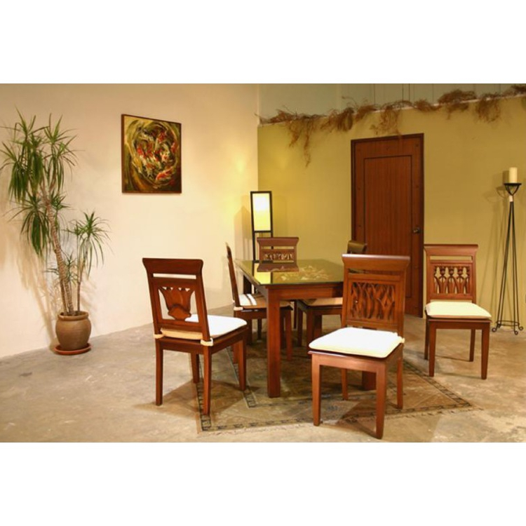 Well Liked Adana, Adin & Afyon Dining Room Sets – Teak Crafter Furniture Indonesia In Dining Sets (View 16 of 20)