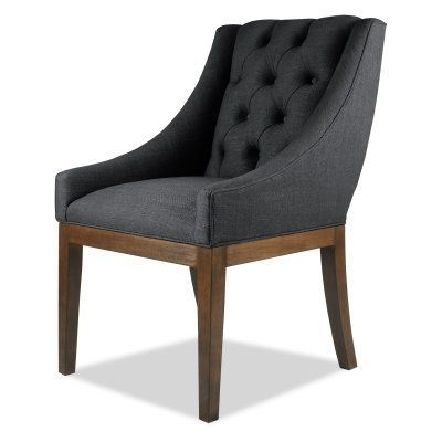 Well Liked Alexa Grey Side Chairs Regarding South Cone Alexa Dining Chair – Alexchcognaccharcoal, Durable (View 20 of 20)