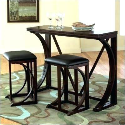 Well Liked Bar Stool Set Of 3 Small 3 Piece Dining Set 3 Piece Bar Stool Set In Palazzo 3 Piece Dining Table Sets (View 20 of 20)