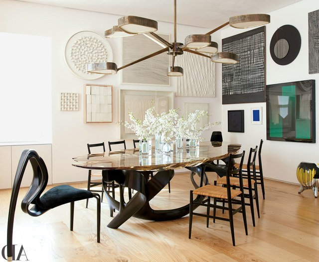 Well Liked Dining Tables New York Inside 36 Of The Best Dining Rooms Of 2016 Photos (View 20 of 20)