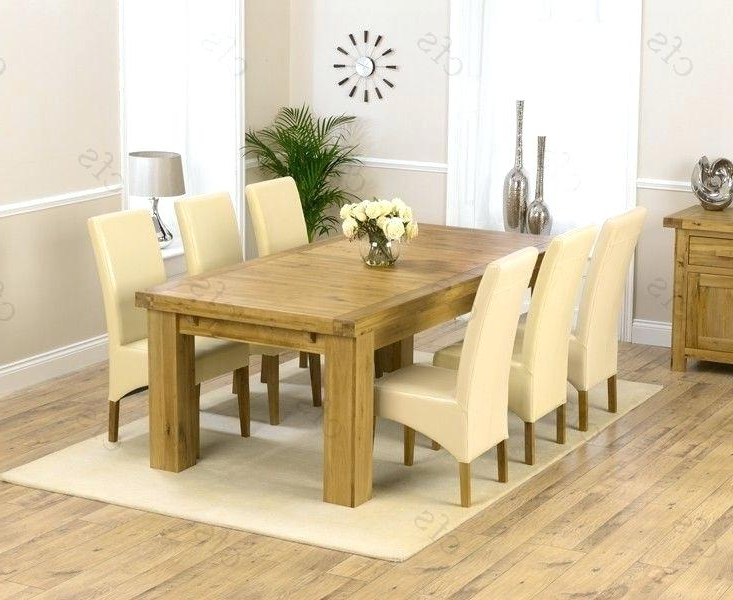 Well Liked Extending Solid Oak Dining Tables Intended For Oak Extending Dining Table – Emanhillawi (View 19 of 20)