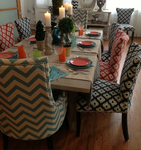 Well Liked Fabric Designs For Dining Room Chairs – Simple Minimalist Home Ideas • Regarding Fabric Dining Room Chairs (View 20 of 20)