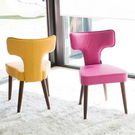 Well Liked Fama Mili And Lalo Dining Chairs – Miastanza.co.uk With Regard To Dining Chairs (Gallery 6 of 20)