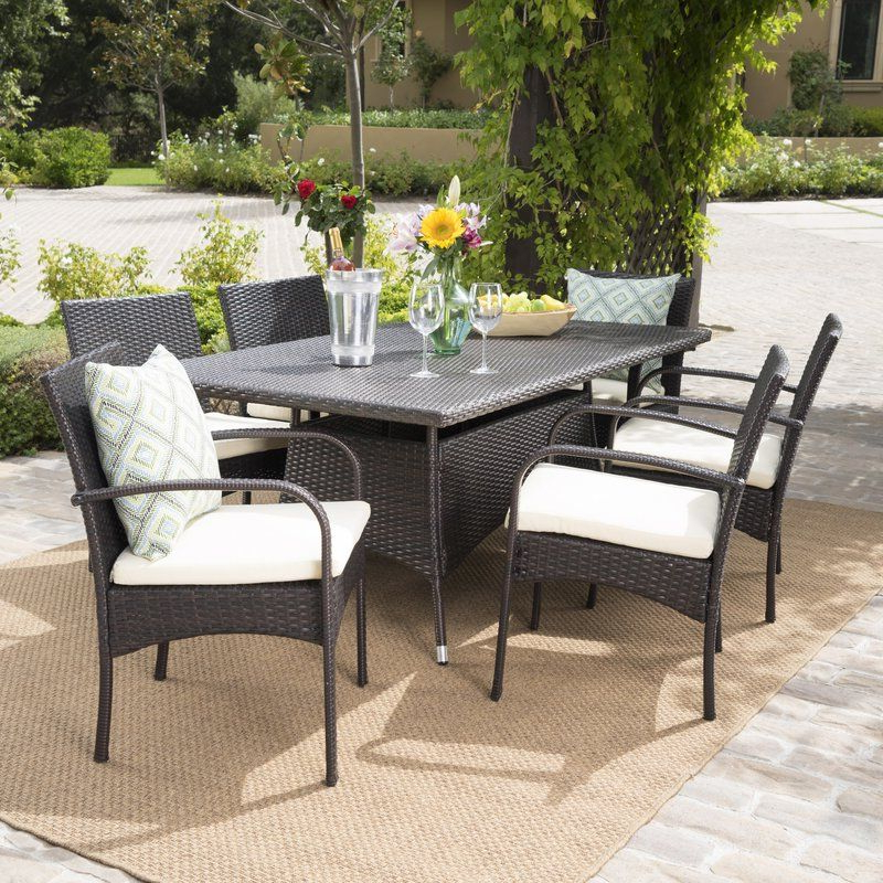 Well Liked Found It At Wayfair – Blakely 7 Piece Dining Set For Delfina 7 Piece Dining Sets (View 14 of 20)
