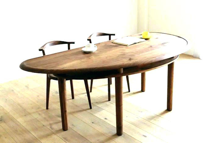 Well Liked Half Moon Dining Table Sets Inside Half Circle Dining Table – Fuderoso (View 20 of 20)