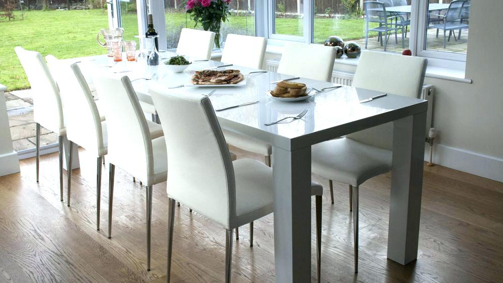 Well Liked High Gloss Dining Room Furniture High Gloss Dining Chairs White High Inside White High Gloss Dining Tables And Chairs (View 11 of 20)
