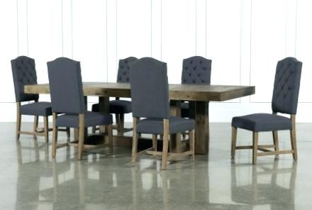 Well Liked Jaxon 6 Piece Rectangle Dining Sets With Bench & Wood Chairs Intended For Dining Set Living Spaces (View 19 of 20)