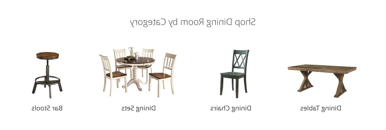 Well Liked Kitchen Dining Tables And Chairs Within Kitchen & Dining Room Furniture (View 20 of 20)