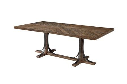 Well Liked Magnolia Home Top Tier Round Dining Tablejoanna Gaines With Regard To Magnolia Home Top Tier Round Dining Tables (View 19 of 20)