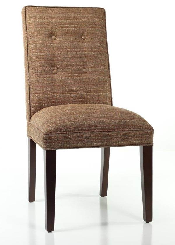 Well Liked Manhattan Dining Chair – Contemporary Upholstered Dining Room Chair Inside Macie Side Chairs (View 6 of 20)