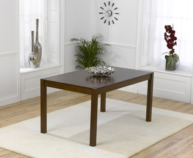 Well Liked Marbella Dining Tables With Regard To Buy Mark Harris Marbella Dark Rectangular Dining Table – 150Cm (View 20 of 20)