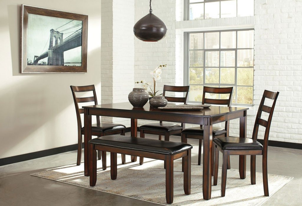 Well Liked Patterson 6 Piece Dining Sets Intended For Dinning Room (View 19 of 20)