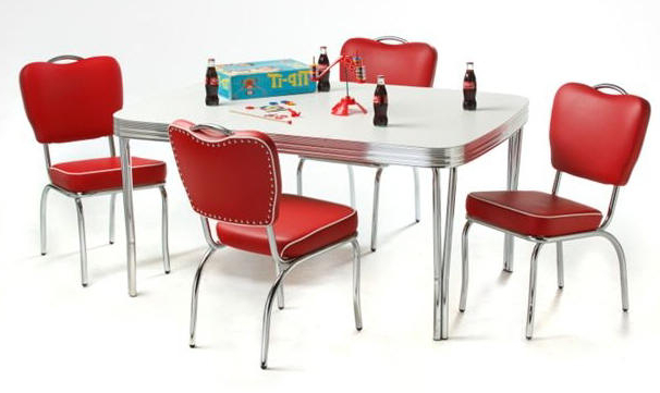 Well Liked Retro Dining Chairs (View 18 of 20)
