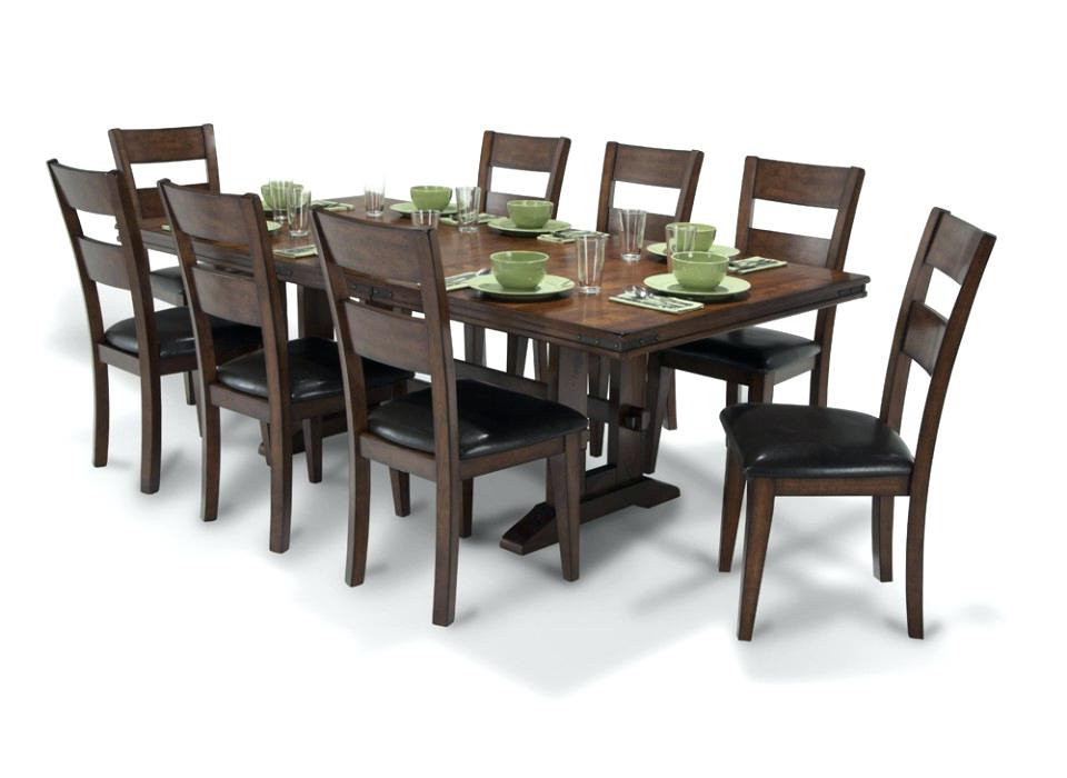 Well Liked Rocco 9 Piece Extension Counter Sets Throughout 9 Piece Dining Room Table And Chairs – Dining Tables Ideas (View 20 of 20)