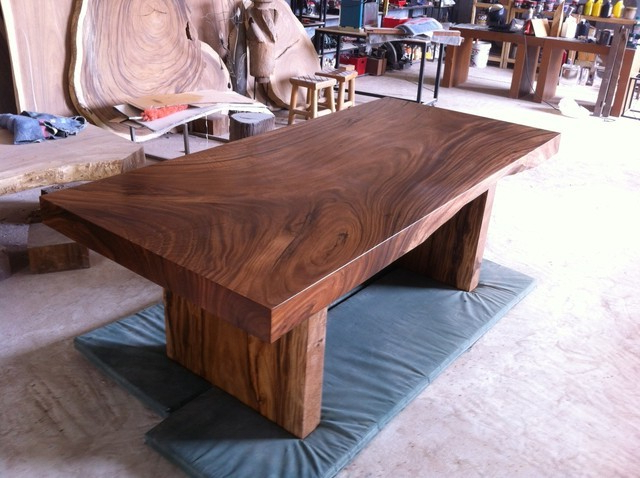 Well Liked Solid Wood Dining Tables – Soulpower Regarding Solid Wood Dining Tables (View 20 of 20)