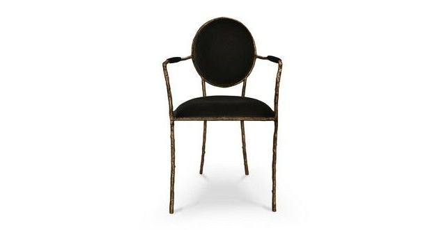 Well Liked The Most Incredible Dining Chairs For A Stylish Dining Room (View 7 of 20)