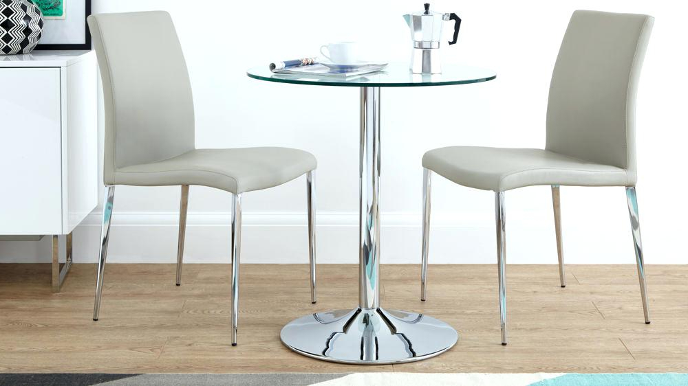 Well Liked Very Small Dining Table For Two Small Dining Sets For 2 2 Chair Pertaining To Dining Tables With 2 Seater (View 11 of 20)