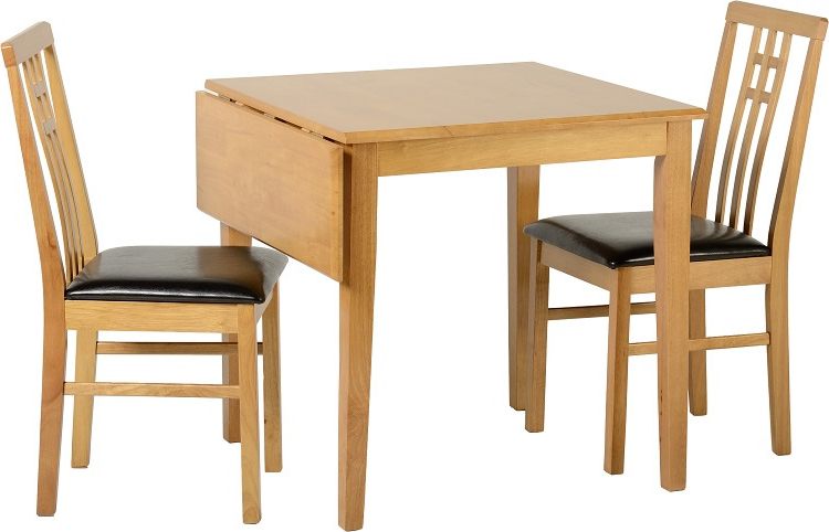 Well Liked Vienna Drop Leaf Dining Set Throughout Vienna Dining Tables (View 9 of 20)