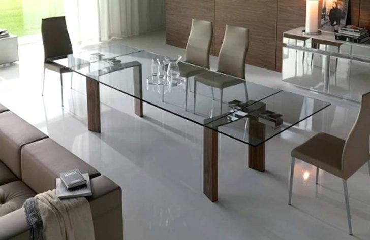 Well Liked White Dining Room Table Extendable 45 Awesome Small With 6 Chairs Regarding Extendable Dining Room Tables And Chairs (View 19 of 20)