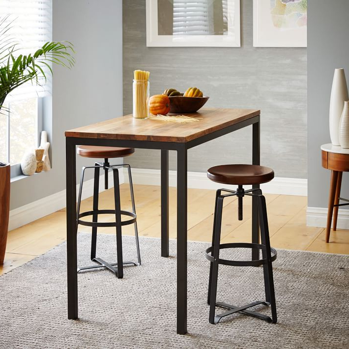 West Elm Throughout Most Recent Mango Wood/iron Dining Tables (View 18 of 20)