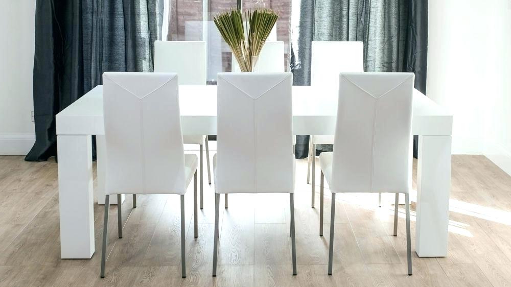 White 8 Dining Table Oak Extending Room Tables House Interiors Round Intended For Current White 8 Seater Dining Tables (View 20 of 20)
