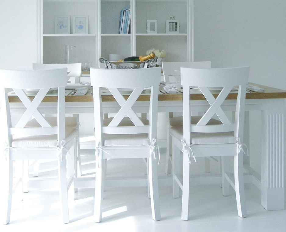 White Dining Chairs: Look For White Dining Chairs At Macys (Gallery 18 of 20)