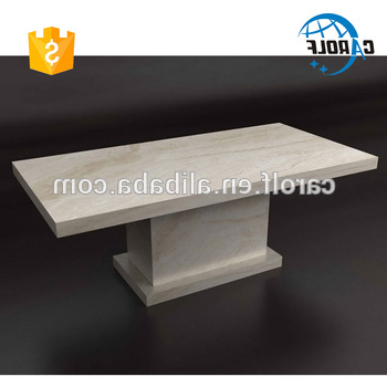 White Dining Tables 8 Seater With Most Current Vietnam White Marble Dining Table,8 Seater Dinner Table – Buy Stone (Gallery 13 of 20)