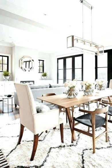 White Melamine Dining Tables With Regard To Well Known Decoration: Distressed White Dining Table Kitchen Room Ideas (View 20 of 20)