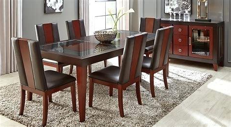 Widely Used 1. Wooden Dining Room Table And Chairs Dark Wood Dining Room Table Pertaining To Dark Wood Dining Tables And Chairs (Gallery 16 of 20)
