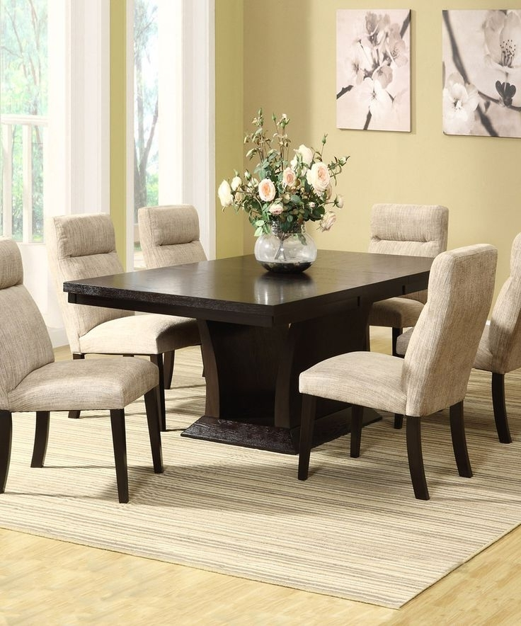 Widely Used 10 Best Chair Images On Pinterest Inside Bale 7 Piece Dining Sets With Dom Side Chairs (View 20 of 20)