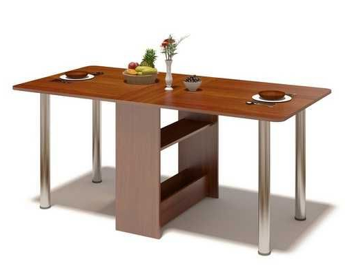 Widely Used 30 Space Saving Folding Table Design Ideas For Functional Small For Large Folding Dining Tables (View 4 of 20)