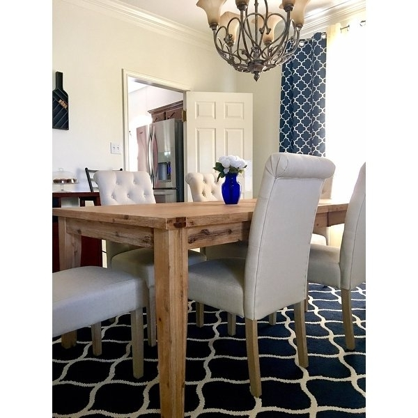 Widely Used Aspen Dining Tables In Shop Alpine Aspen Extension Dining Table – Free Shipping Today (View 20 of 20)