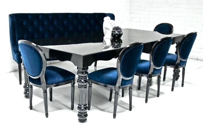 Widely Used Black High Gloss Dining Tables For High Gloss Dining Table Sets Round White Gloss And Chrome Extending (View 18 of 20)