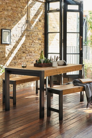 Widely Used Buy Hudson Fixed Dining Table From The Next Uk Online Shop Throughout Next Hudson Dining Tables (View 8 of 20)