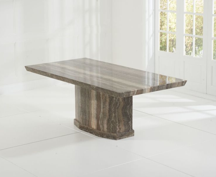 Widely Used Como Dining Tables Throughout Como Marble Dining Table (View 12 of 20)