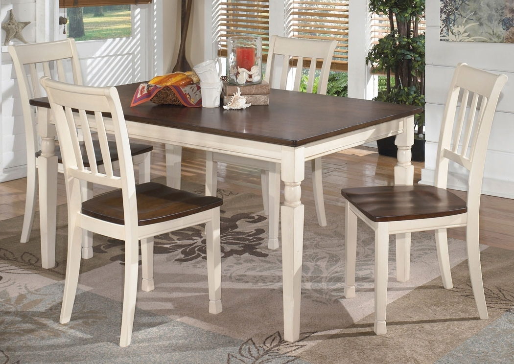 Widely Used Craftsman 5 Piece Round Dining Sets With Side Chairs Pertaining To Gibson Furniture – Gallatin, Hendersonville, Nashville Tn Whitesburg (View 20 of 20)