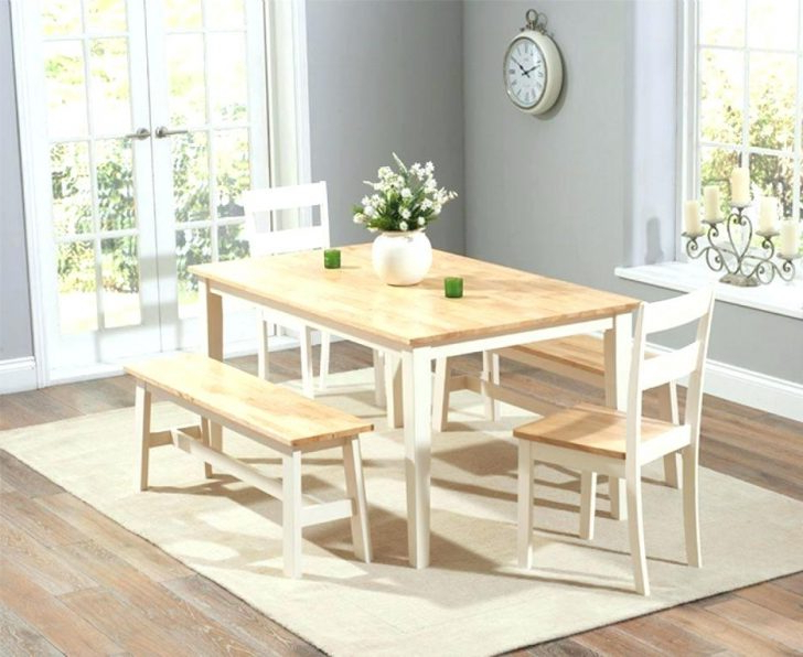 Widely Used Cream And Wood Dining Tables Within Charming Cream Oak Dining Table Somerset 130cm And Extending With (View 9 of 20)